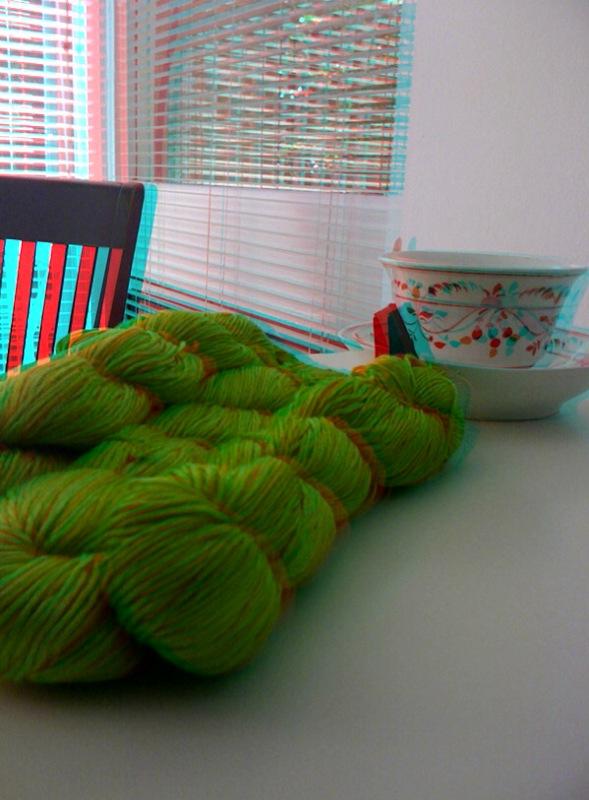 3-d yarn