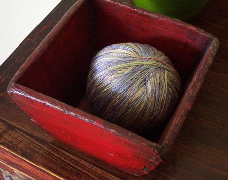 Silkball